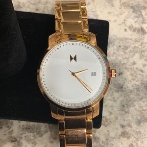 MVMT Watch - Rose Gold Stainless Steel Watch